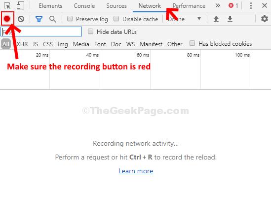 Nella nuova finestra, fai clic con il pulsante destro del mouse sulla scheda Rete