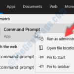 Come correggere il codice di errore di aggiornamento: 0x80010108 in Windows 10