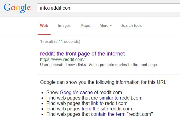 sito-info-google