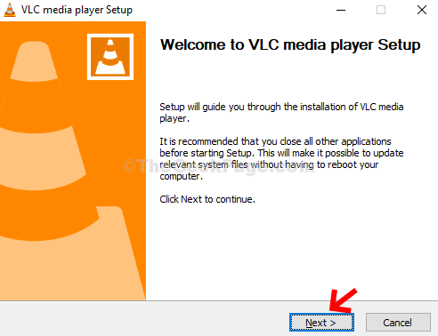 Vlc Media Player Setup Avanti