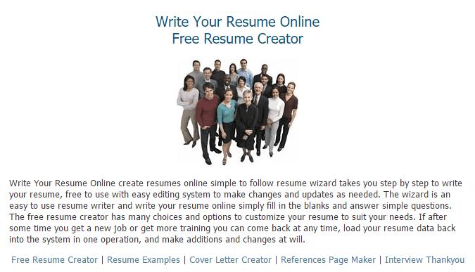 creatore-curriculum gratuito