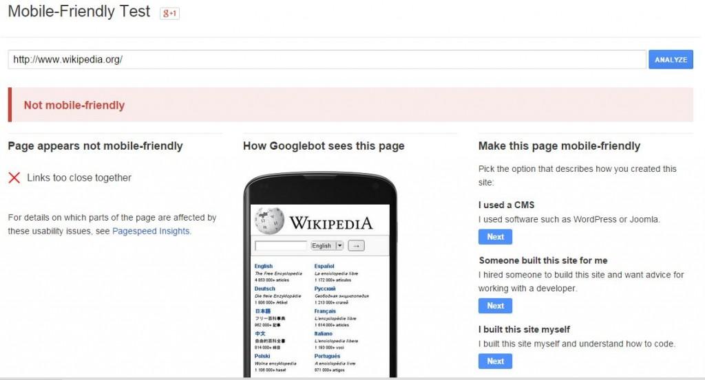 wikipedia_mobile sito amichevole