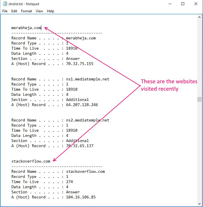 txt-website-list