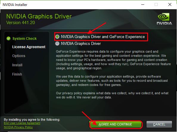 Esperienza con controller Nvidia e Geforce