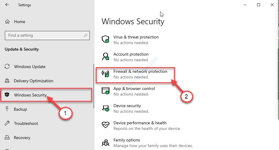 Firewall e protezione della rete