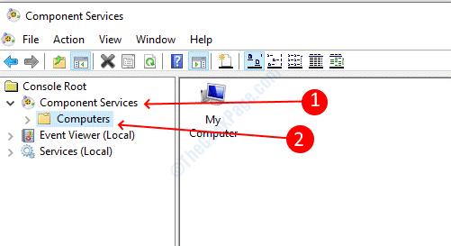 Servizio componenti per computer