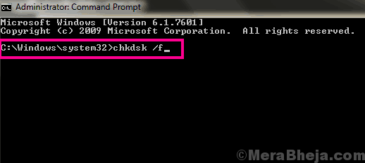 Il controllo del driver Chkdsk ha rilevato una violazione di Windows 10