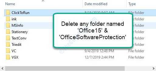 File di programma Cartella condivisa Microsoft