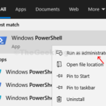 Come disinstallare qualsiasi applicazione integrata con PowerShell in Windows 10