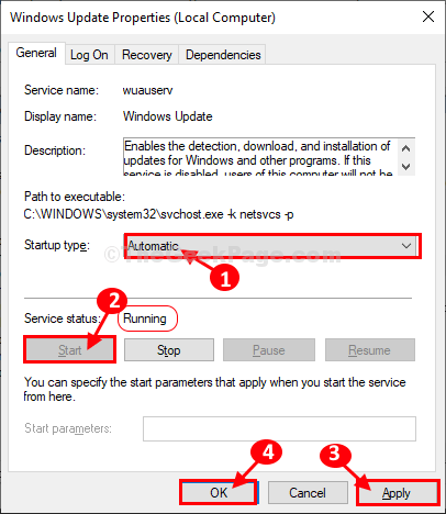 Aggiornamento automatico di Windows