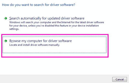 Ipdate manuale Wi-Fi a 5 ghz non viene visualizzato Windows 10