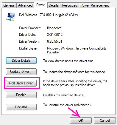 Ripristina il Wi-Fi a 5 GHz non visualizzato su Windows 10