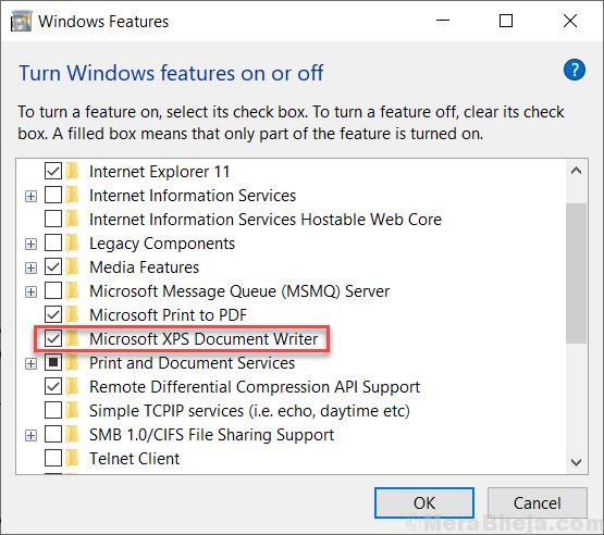 Microsoft Document Writer Min.