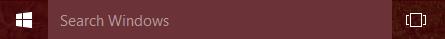 colore della barra delle applicazioni