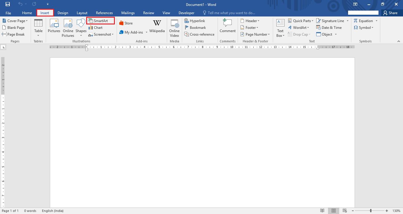 Smart-Art-Microsoft-Word-2016-2
