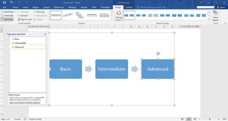 Smart-Art-Microsoft-Word-2016-6