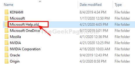 Vecchio Microsoft