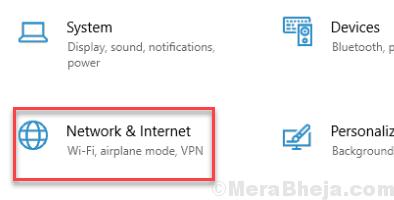 Configurazione Net N Int