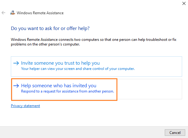 aiuto-remoto-accetta-invito