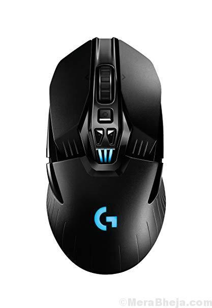 Logitech G903 Min