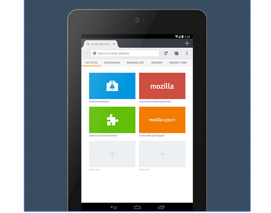 mozilla-android-browser