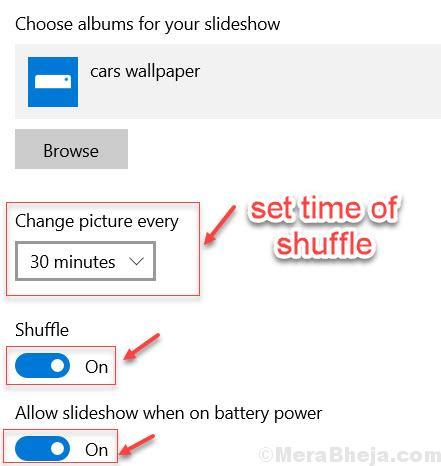 Shuffle Time Desk