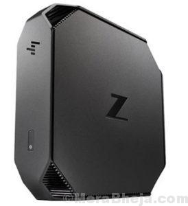 Postazione di lavoro HP Z2 Mini G4