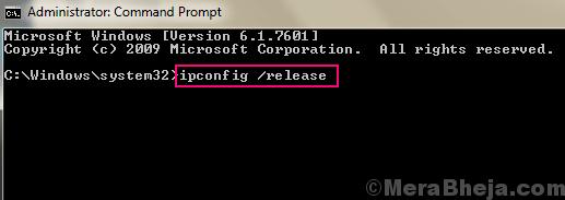 Versione configurazione IP