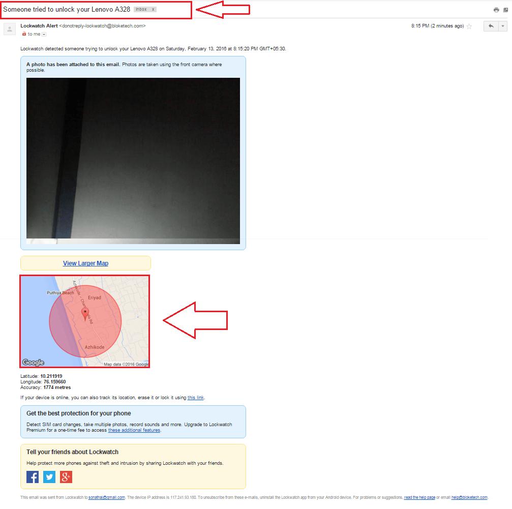 10alertMail