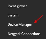 Gestione dispositivi di Windows 10