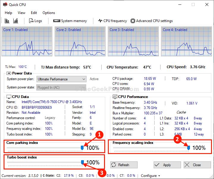 Assemblaggio CPU veloce
