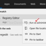 Avrai bisogno di una nuova applicazione per aprire questo errore di file exe in Windows 10