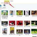 Come avviare una presentazione di immagini in Windows 10 con Windows Explorer