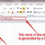 Come copiare / incollare valori senza includere formule in Microsoft Excel