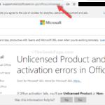 Come correggere l'errore di attivazione di Microsoft Office 0X4004F00C in Windows 10