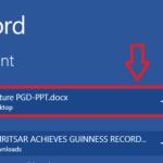 Come disabilitare l'ombreggiatura dei campi in Microsoft Word 16