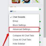 Come disattivare la chat per alcuni amici o familiari specifici su Facebook