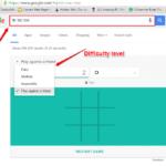 """Come giocare a """"Tic Tac Toe"""" e """"Solitaire"""" direttamente dalla ricerca di Google"""