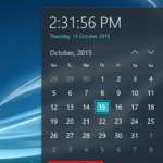 Come modificare la data e l'ora in Windows 10