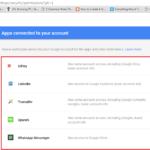 Come rimuovere le app che hanno accesso al tuo account Google