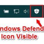 Come rimuovere l'icona di Windows Defender dalla barra delle applicazioni in Windows 10 Anniversary Update