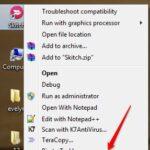"""Come risolvere il problema di """"Pin sul menu Start"""" non funzionante in Windows 10"""