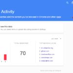 Come scaricare la cronologia delle ricerche di Google per tutta la vita
