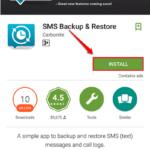 Come trasferire registri delle chiamate / messaggi SMS da un telefono Android all'altro