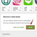 Come utilizzare e testare la versione beta delle app su Google Play