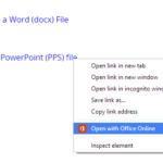 Come utilizzare l'estensione Chrome per Microsoft Office Online