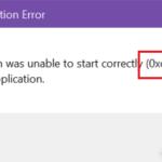 Correggi l'errore dell'applicazione Microsoft Word WinWord.exe in Windows 10