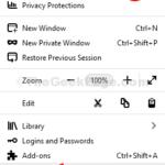 Correzione dell'errore di reindirizzamento della pagina in Mozilla Firefox