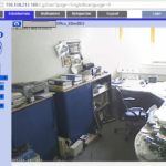 Guarda attraverso le telecamere CCTV esposte tramite la ricerca su Google