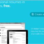 I 16 migliori siti web per la creazione di CV online